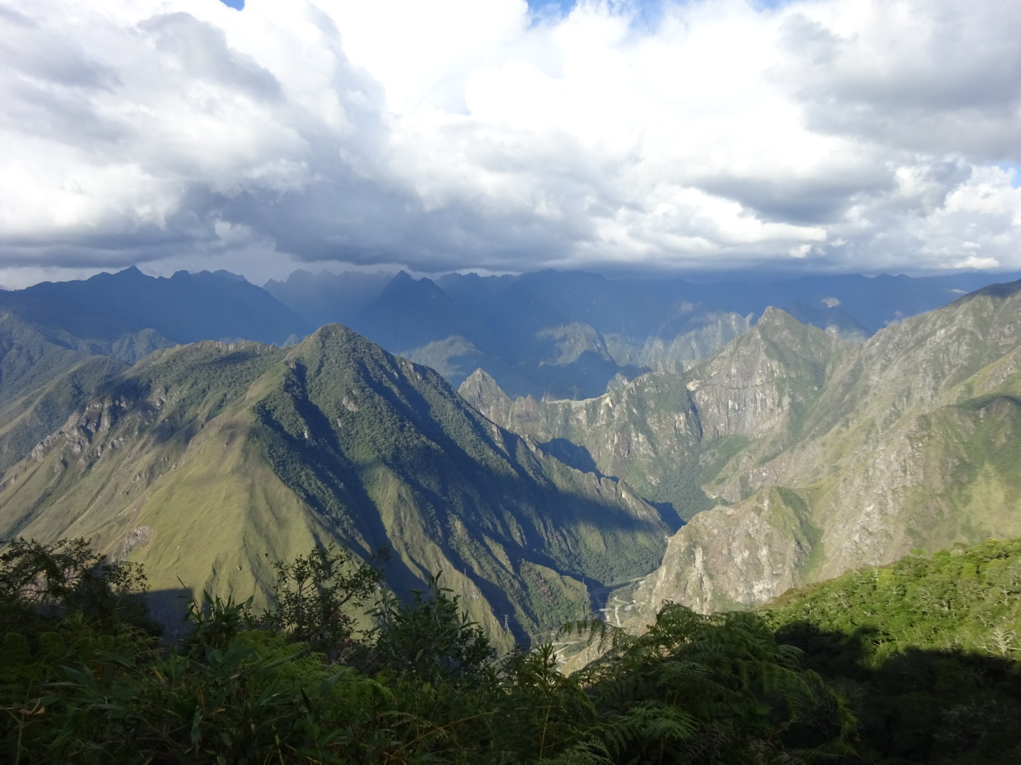 The valley of the Inca's